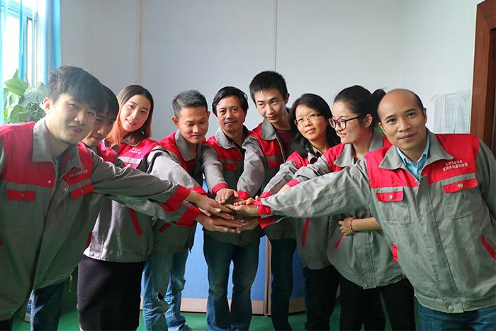 利泰专业技术团队